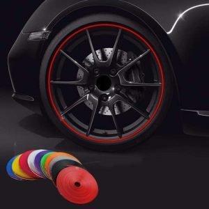 Wheel Edge Rim Protectors