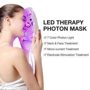 DermaLuminate™ – Professional Led Light Therapy Mask