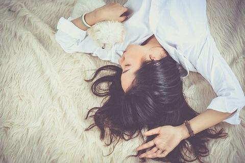 Girl, Sleep, Female, Woman, Young, People, Dreaming