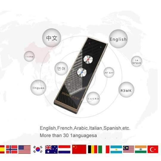 Smart Language Translator
